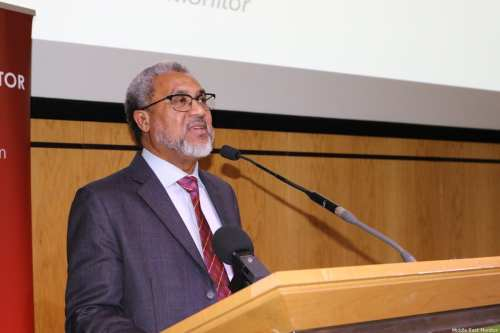 Dr Daud Abdullah, Director of Middle East Monitor [Middle East Monitor]
