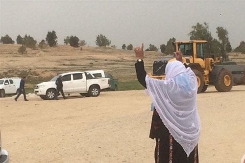 Israel demolishes Al-Araqib Bedouin village for 179th time