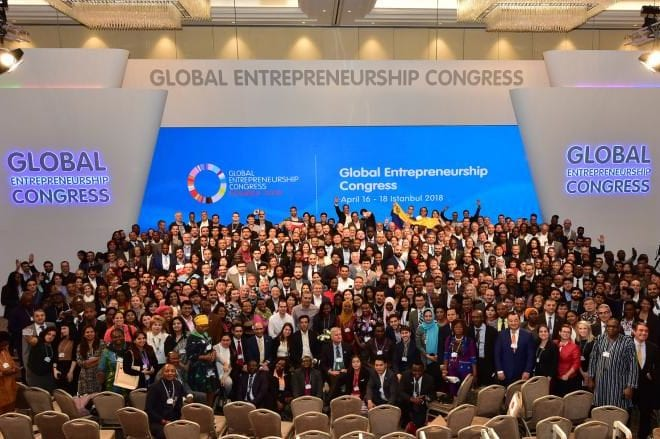 Global Entrepreneurship Congress 2018 in Istanbul [GEC]