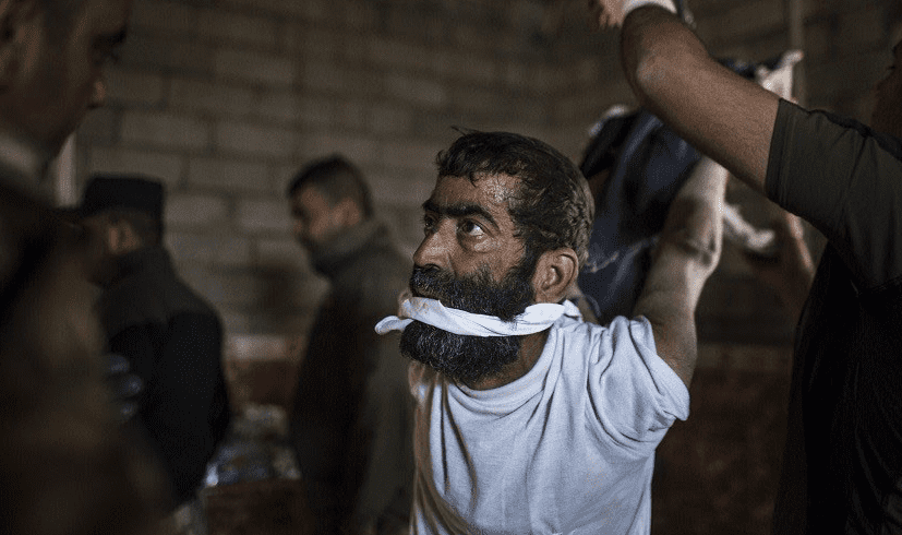 Iraqi forces carrying out tortures in Mosul mostly supervised by US [Twitter]