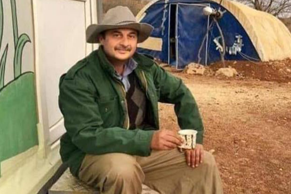 Subhi Abdullah, an Iraqi judge commits suicide