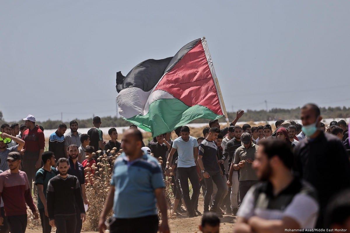 50 injured as protesters in Gaza mark Nakba Day