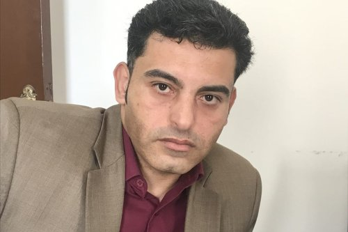 Palestinian Rami Fares lives in Gaza and has had his salary and benefits cut as a result of punitive measures taken by the PA in the West Bank