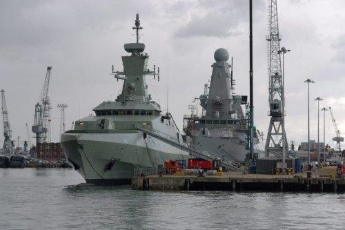 Ships of the Royal Saudi Navy [Mattbuck/Wikipedia]