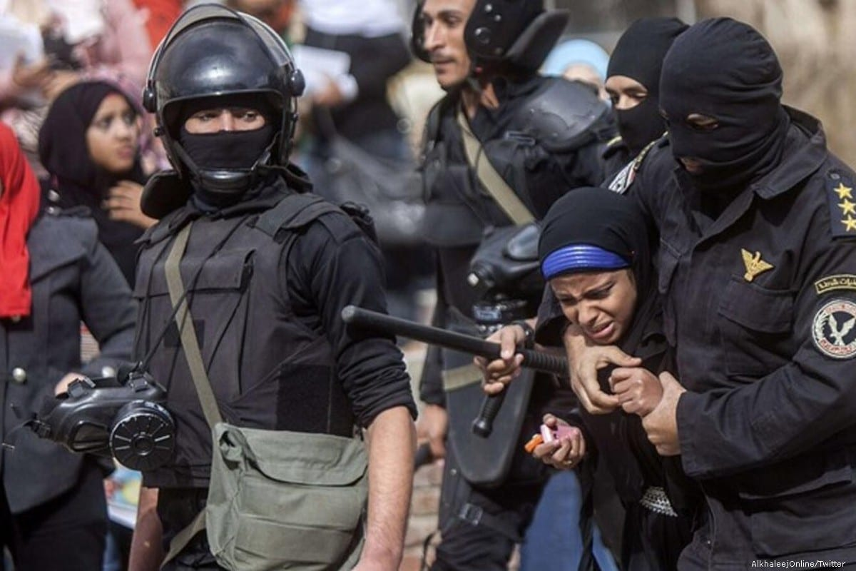 We Record: 2,761 women tortured and degraded since Egypt coup