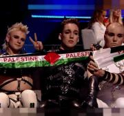Eurovision turns out to be a big hit for Palestine
