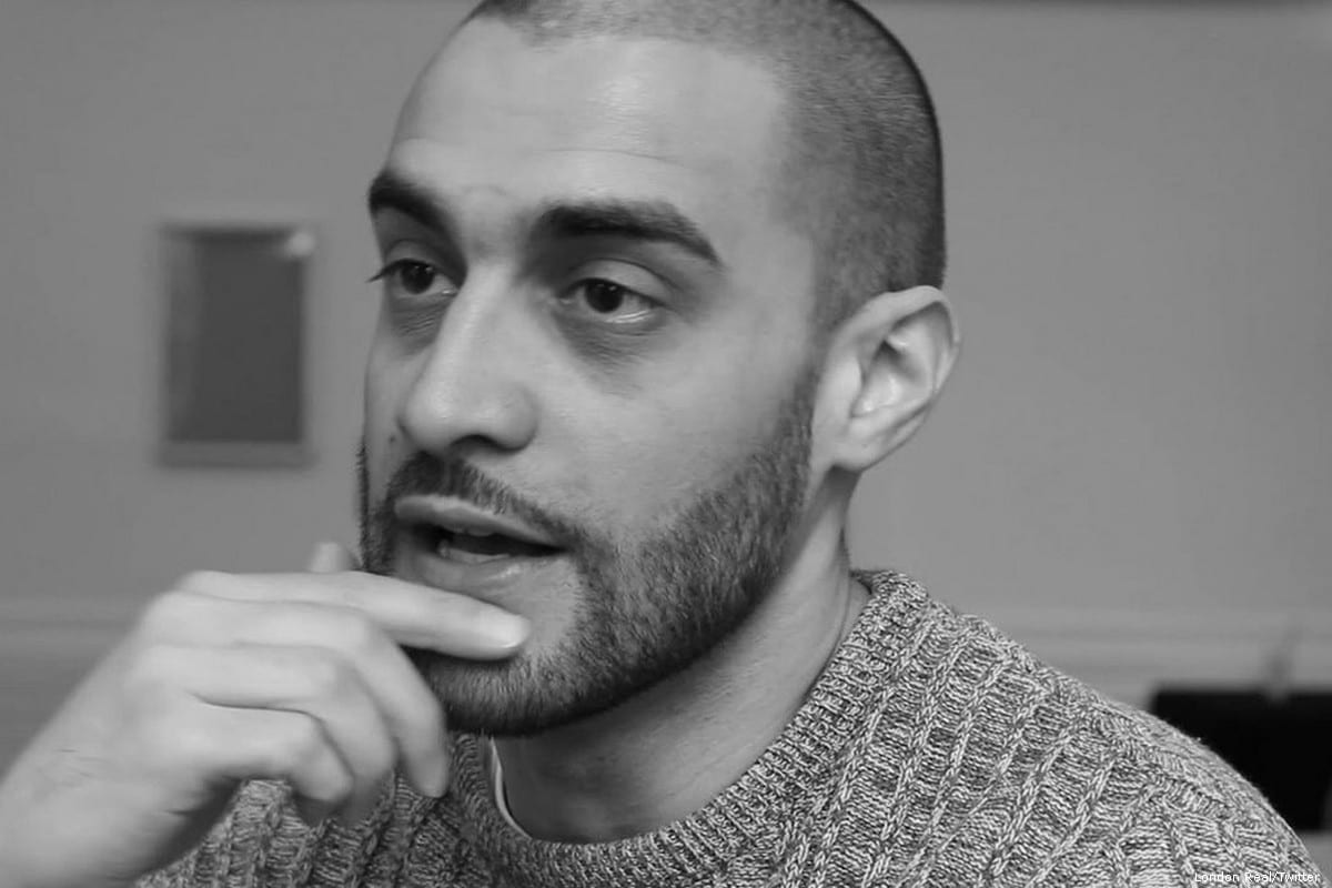 Lowkey, also known as Kareem Dennis, is a British Iraqi rapper and activist based in London [London Real/Twitter]
