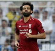 Football: Salah on target as Egypt progress to last 16