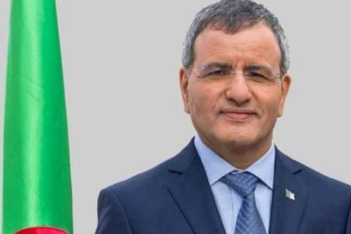 Former Algerian presidential candidate Ali Ghediri [Wikipedia]