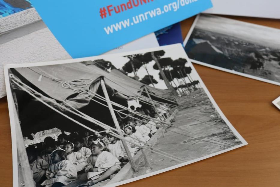 © Undated UNRWA Archive, Photographer Unknown