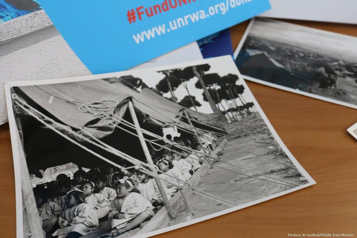 © Undated UNRWA Archive, Photographer Unknown.