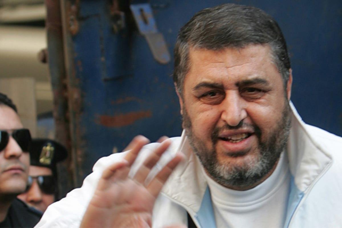 Businessman Khairat El-Shater