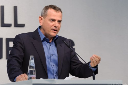 Nitzan Horowitz, leader of Israel's left-wing parties Meretz