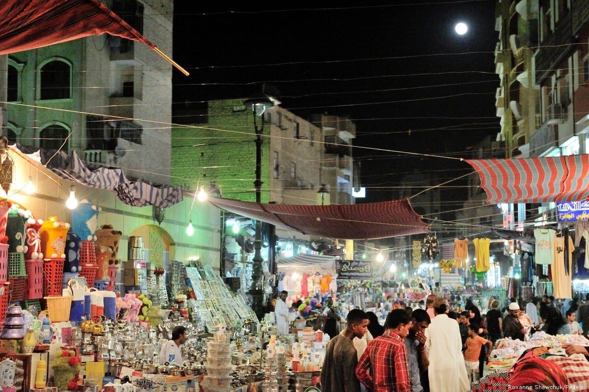 A market in Egypt [Roxanne Shewchuk/Pexels]