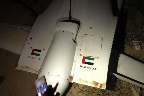 Tripoli forces claim shooting down 'Made in UAE' drone in Libya [Twitter]