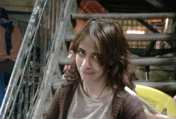 Female Egyptian journalist Abeer Al-Safti