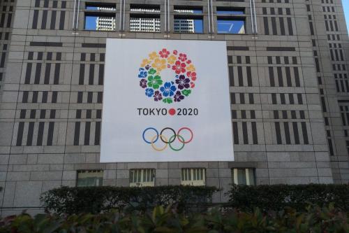 Tokyo preparing for 2020 Olympics [Flickr]