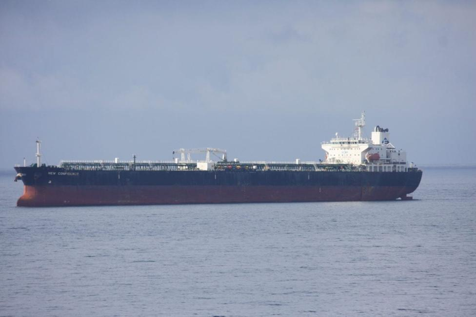 UK-flagged tanker stopped in Gulf reported 'safe and well