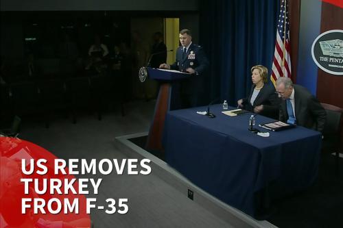 Thumbnail - US removes Turkey from F-35 program