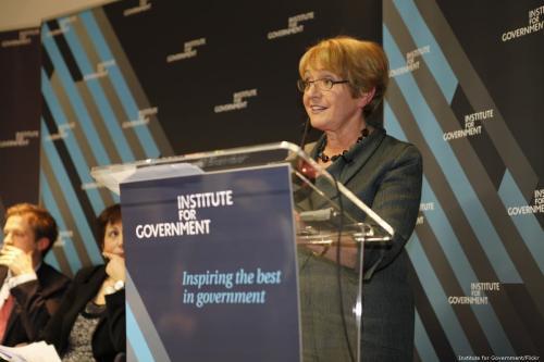 Margaret Hodge, British Labour Party politician