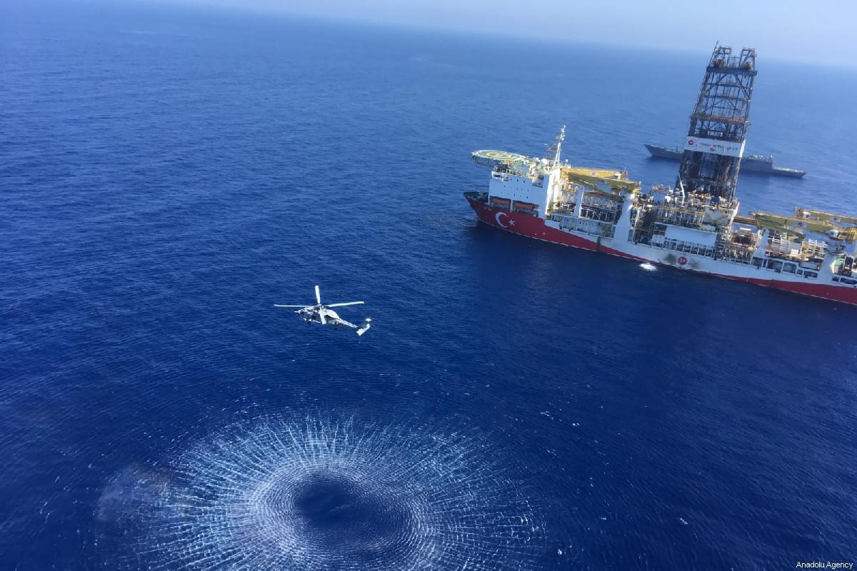 European Union sanctions Turkey for drilling off the coast of Cyprus
