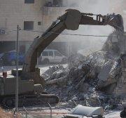 Israel demolishes 4 Palestinian homes east of Jerusalem