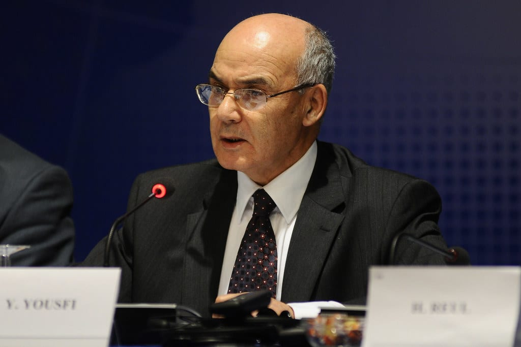 Youcef Yousfi, former Algerian Minister for Energy and Mines [Wikipedia]