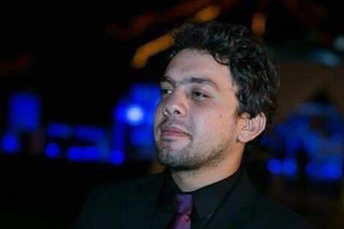 Egyptian political prisoner Omar Adel