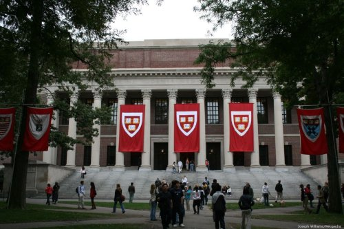 Harvard University [Joseph Williams/Wikipedia]