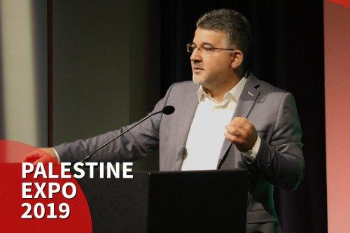 Thumbnail - MK Yousef Jabareen on 'Nation Law: Israeli Apartheid State' at Palestine Expo 2019