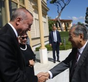Erdogan to discuss issues of Islamic world in Malaysia