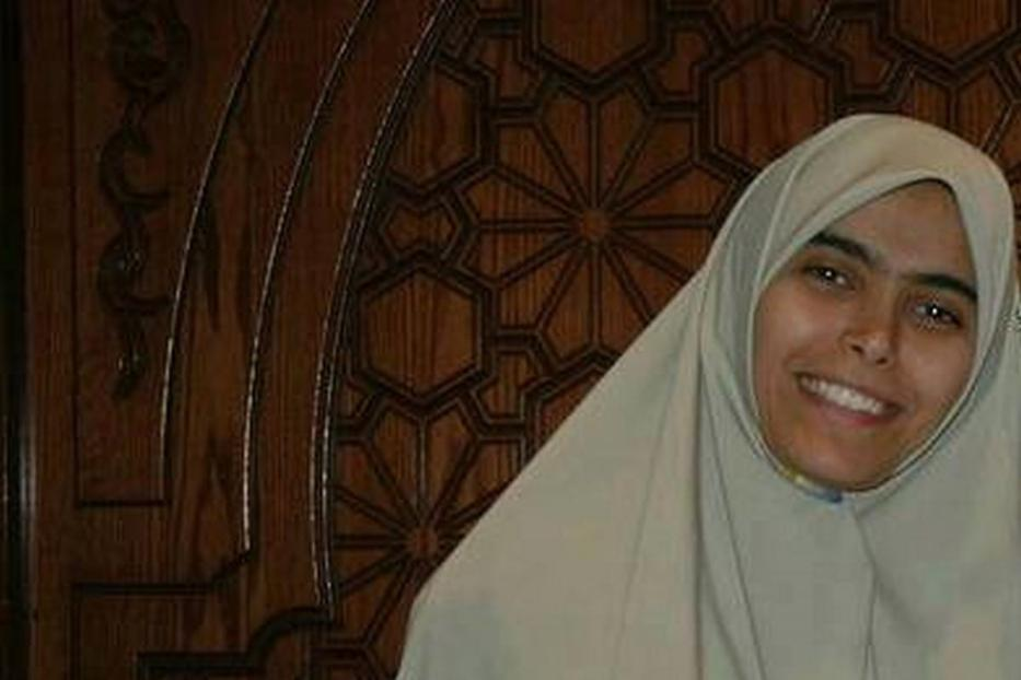 Asmaa Hisham Sak was killed by Egyptian forces at the Rabaa Square sit-in in Cairo, Egypt on 14 August 2013