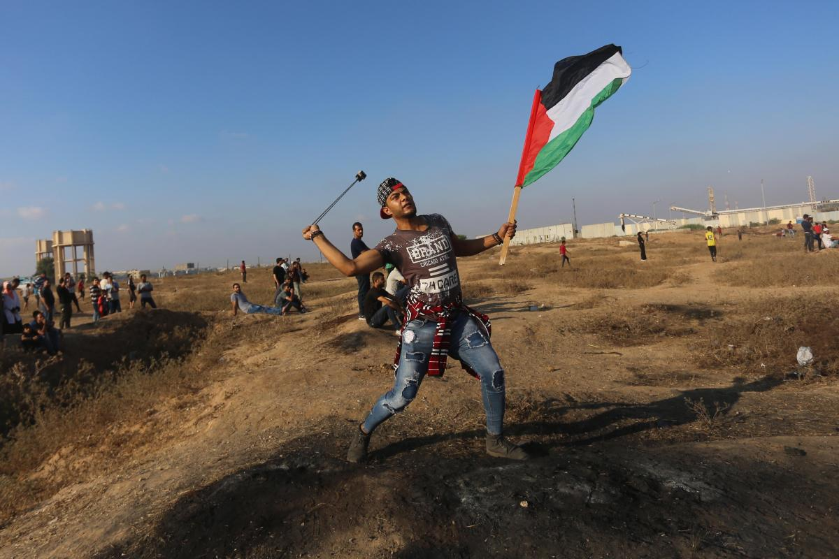 Gazans flock to fence for 69th week of protests – Middle East Monitor
