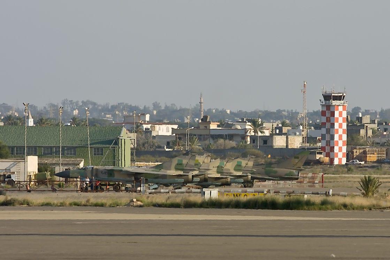 Mitiga international airport [Wikipedia]