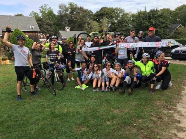 Cycling4Gaza will travel across four countries to highlight the freedoms enjoyed by many in Europe but denied to Palestinians in the occupied territories [Cycling4Gaza]