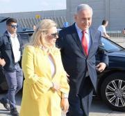 Sara Netanyahu demands to enter cockpit after pilot failed to welcome her