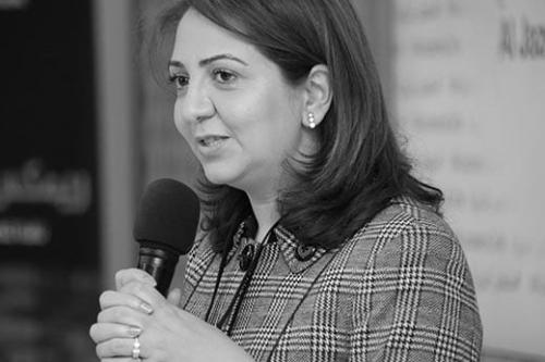 Rawan Damen, Director of Stream Media Consultancy
