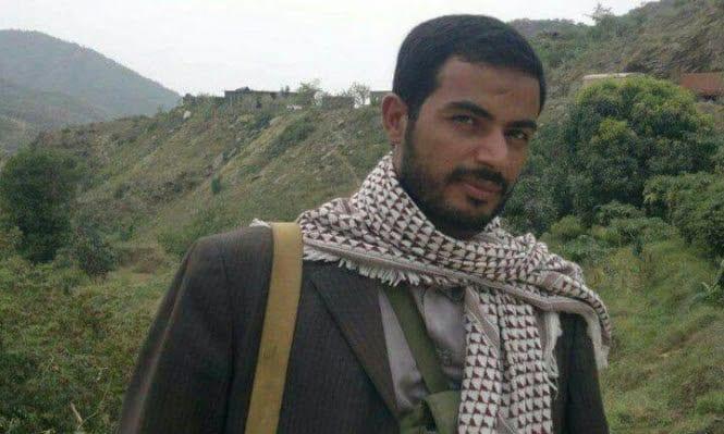 Ibrahim Al-Houthi, the brother of the group's leader Abdul-Malik Al-Houthi in Yemen