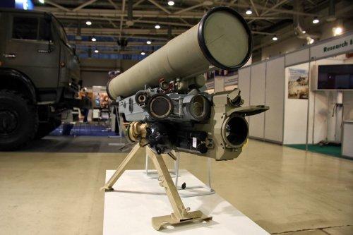 Anti-tank missile [Wikipedia]