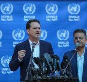 Ex-UNRWA chief blames US, Israel for his resignation