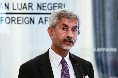 Indian Foreign Minister, Subrahmanyam Jaishankar in Jakarta, Indonesia on 5 September 2019 [Anton Raharjo/Anadolu Agency]
