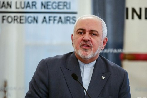 The Minister of Foreign Affairs of Iran, Mohammad Javad Zarif in Jakarta, Indonesia on 6 September 2019 [Anton Raharjo/Anadolu Agency]
