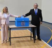 Whoever wins Israel's election, Palestinians know it will make no difference