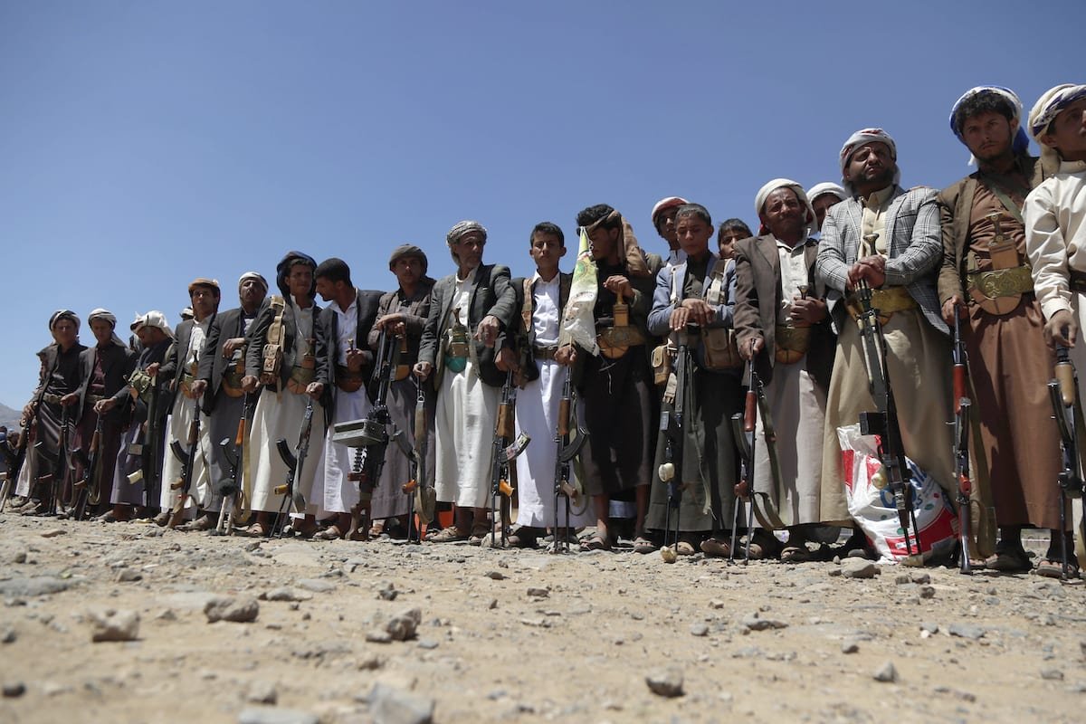 Houthis unilaterally release hundreds of detainees