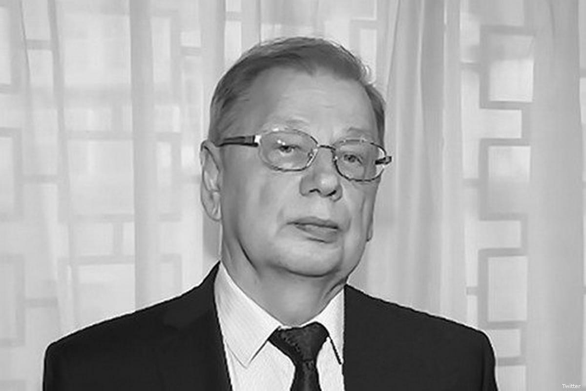 Russia's Ambassador to Egypt Sergei Kirpichenko