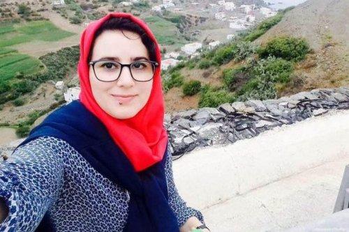 Moroccan journalist Hajar Rissouni [al3omkcom/Twitter]