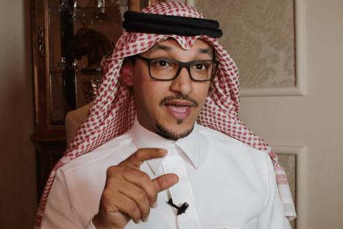 The President of the Saudi-American Public Relations Affairs Committee (SAPRAC), Salman Al-Ansari