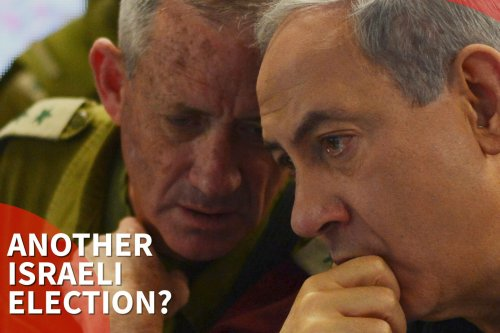 Thumbnail - Israel's Netanyahu gives up effort to form new government