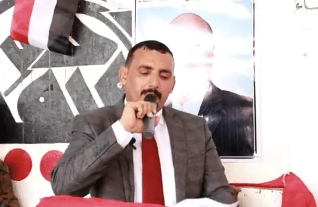 Ramzi Mahrous, Governor of Yemeni island Socotra on 20 October 2019 [Twitter]
