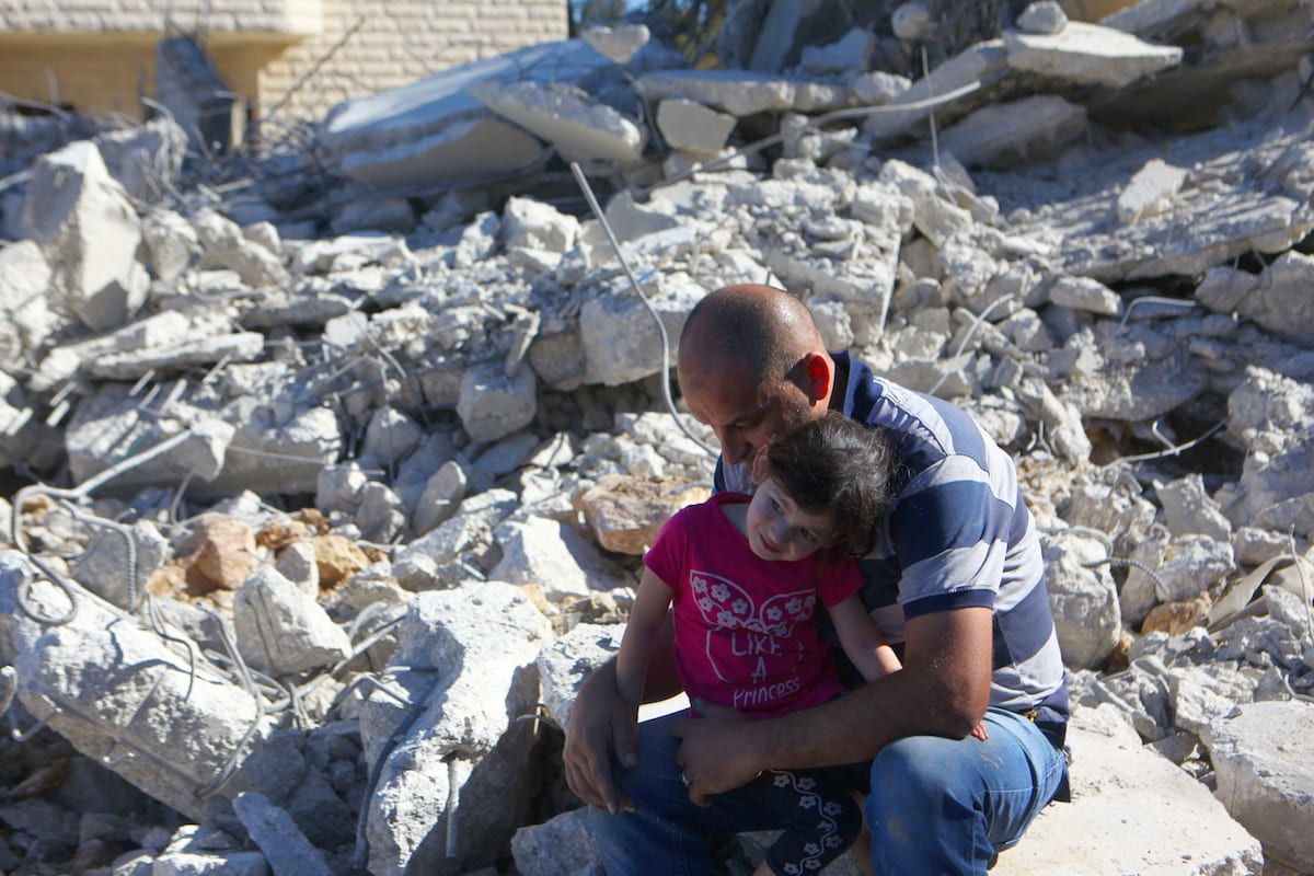 2019 record year for Israel destroying Palestinian homes